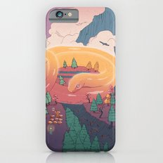 The creature of the mountain Slim Case iPhone 6s