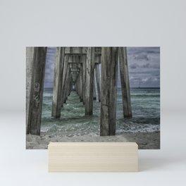 Pier Pressure Mini Art Print