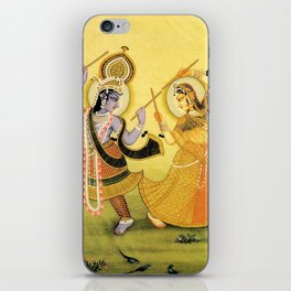 Krishna - Hindu iPhone Skin