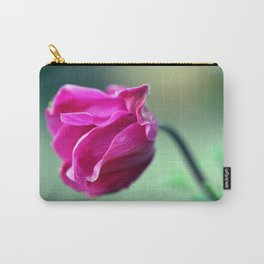 Anemone Bud Carry-All Pouch