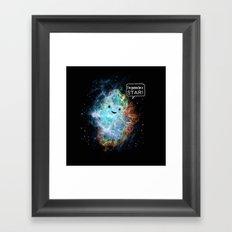 A Star Is Born Framed Art Print