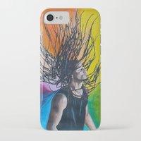 reggae iPhone & iPod Cases featuring Reggae by Halinka H