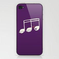Sounds O.K. (off key) iPhone & iPod Skin