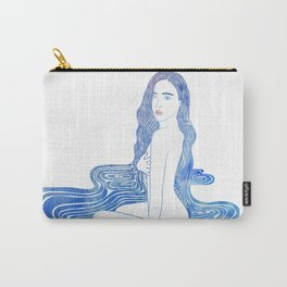 Water Nymph CII Carry-All Pouch