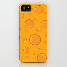 Cheese iPhone Case