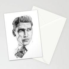 Man Stationery Cards