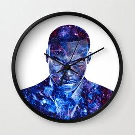 BLEU Wall Clock
