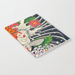 Art of Koi Fish Leggings Notebook