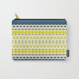 Plumeria 1 Carry-All Pouch