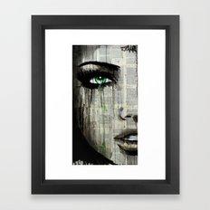 CHAPTER Framed Art Print