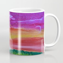 Sunset Memories Coffee Mug