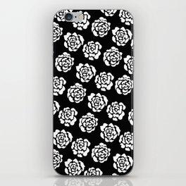 Roses pattern II iPhone Skin