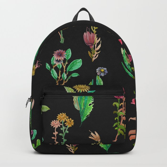 cute garden at nigth Backpack
