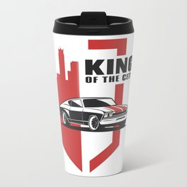 Muscle Car - the king Travel Mug