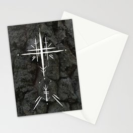 Rune Cross Stationery Cards