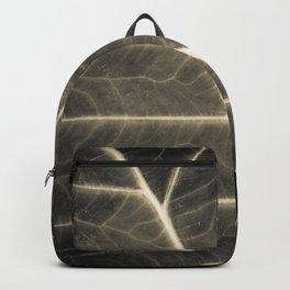 Leaf Patterns Backpack