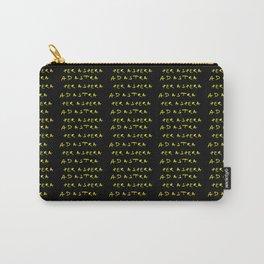 Motto in latin -ad astra per aspera Carry-All Pouch