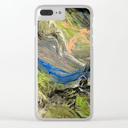 A Highway for God Clear iPhone Case