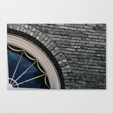 Shapes and Contours Canvas Print