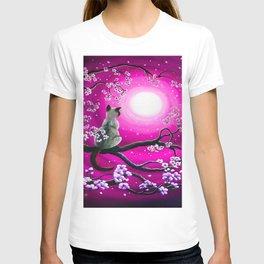 MOONLIGHT-PINK T-shirt