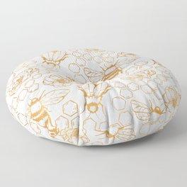 #savethebees #please Floor Pillow