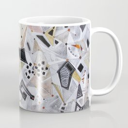 One, Two,Three. . . Six Degrees of Connection With Daimoku Coffee Mug