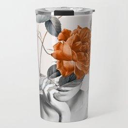 Rose 3 Travel Mug