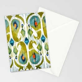 Balinese Pattern 09 Stationery Cards