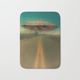 UFO Road Bath Mat