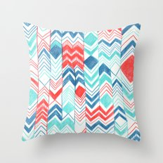 Pattern 31 Throw Pillow