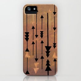 Decker Canyon iPhone Case