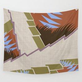 AGONDA Art Deco Modern: BALORAMA LOUNGE Wall Tapestry