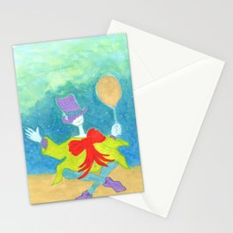 The Cryptid Carnival Stationery Cards