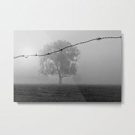 3 Layers Metal Print