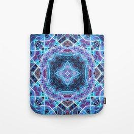 Mirror Cube Tote Bag