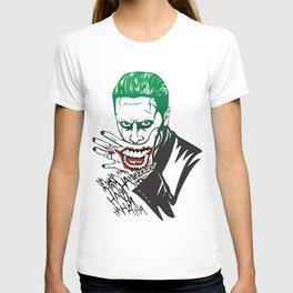 Joker_Jared Leto_Suicide Squad T-shirt