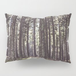 the sound of the forest Pillow Sham