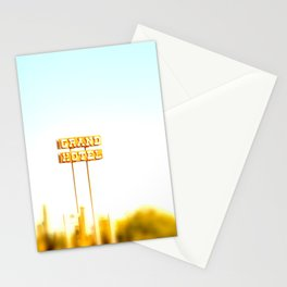 Grand Hotel 2.0 Stationery Cards