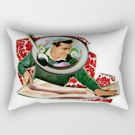 So Smooth | Collage Rectangular Pillow