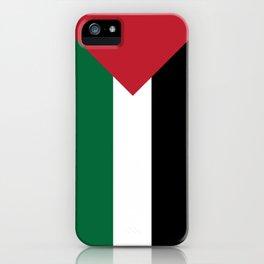 OG x Palestinian Flag iPhone Case