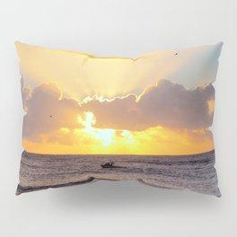 Golden Lining Pillow Sham