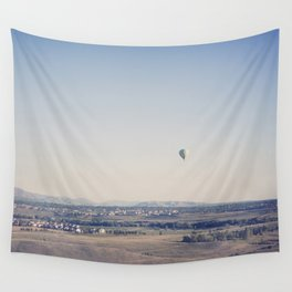 in the distance::denver Wall Tapestry