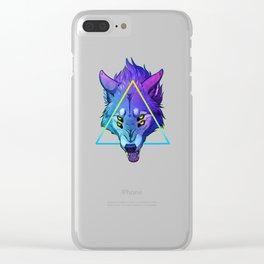 Predator - v1 Clear iPhone Case