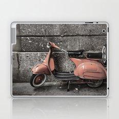 Vintage Moped Laptop & iPad Skin