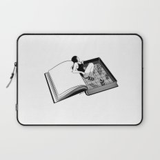 Drenched through my mind Laptop Sleeve