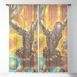 zenyatta Sheer Curtain