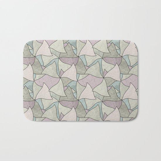 Abstract pattern. Bath Mat