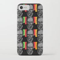 ford iPhone & iPod Cases featuring Harrison Ford by Sabrina