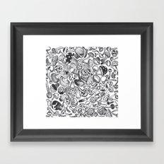 Mushmania Framed Art Print