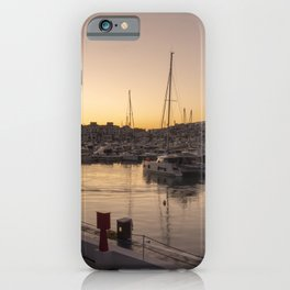 Puerto Banus twylight iPhone Case
